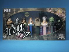 Pez The Wizard of oz 70th Anniversary Collectors Series Set of Eight SEALED | eBay