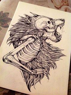 Lilith's Brethren by WolfSkullJack on deviantART This is 100% my favorite Devianart artist to ever live