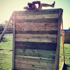 how to build an obstacle course training wall c d moving in the