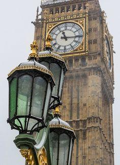 Elizabeth Tower(Big Ben), London