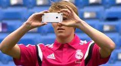Le futur compliqué de Martin Odegaard au Real Madrid - http://bit.ly/1gy7E1y