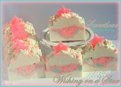 Wishing on a Star Luxury Soap-