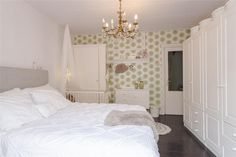 Nursery together with master bedroom