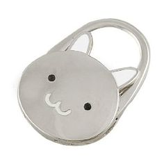 "Amico Antislip Rubber Base White Cat Cartoon Shape Silver Tone Foldable Handbag Hook by Amico. $6.21. Style : Foldable;Suitable for : Lady;Pattern : Cartoon. Net Weight : 55.9g;Package Content : 1 x Handbag Hook. Brand : SourcingMap;Size Type : Regular;Color : White. Exact Color : Black,Silver Tone;Shade : White;Material : Metallic. Length,Thickness : 5.8cm/2.3"",4cm/1.6"";Size : Small;Height : 0.39. This handbag hook is suitable for lady to hang their handbag o..."
