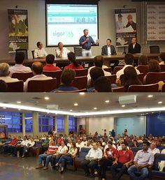 18/12/2015 - Clinger Gagliardi, Secretário de Meio Ambiente e Urbanismo da Prefeitura de São José do Rio Preto, SP, na solenidade de lançamento do SIGOR