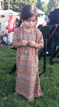 Pow Wow Dress