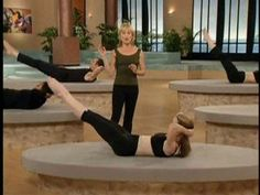 Mari Winsor Pilates Abs Sculpting--this is amazing! Pilates Workout Videos, Pilates Abs, Pilates Training, Pilates Video, Best Workout Videos, Great Ab Workouts, Pilates At Home, Pilates Reformer Exercises, Pilates For Beginners