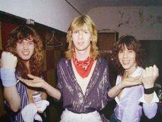 Sav, Steve and Pete