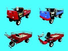 達農企業有限公司-農地搬運車-新農牌