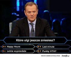 Donald Tusk w Milionerach. Które ulgi jeszcze zniesie?