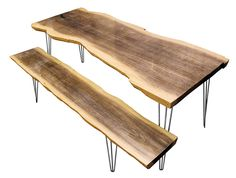 Plywood Slab Table - Tim Delger