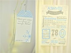 Ashvee's Winter Wonderland Themed Party – Details