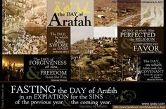 The day of Arafah: