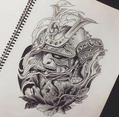 3845a0a57 Japanese Mask Tattoo, Japanese Dragon Tattoos, Japanese Sleeve Tattoos, Japanese  Tattoo Designs, Japanese Warrior Tattoo, Samurai Warrior Tattoo, ...