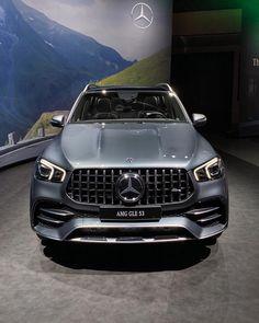 2019 Mercedes-AMG GLE 53 4Matic+ My Dream Car, Dream Cars, Mercedes Amg Gt R, Top Cars, Next Week, Front Design, Geneva, Luxury Lifestyle, Super Cars
