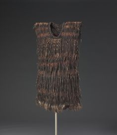 Man's ceremonial tunic, Oku people, Cameroon, mid 1900's.