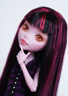 All about Monster High: Retrograde works