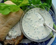 Horsey Sauce for Steaks 3 ounces cream cheese, room temperature 1/4 cup sour cream 1 tablespoon prepared horseradish (or to taste) 1 tablespoon chives, snipped Directions: Mix everything together and serve as a condiment for beef.