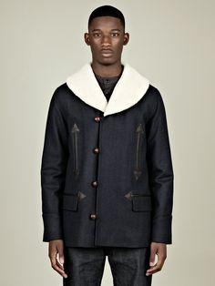 APC canadian jacket