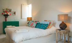 Modern Design - Vacation Rental - Countryside Retreat, Alentejo, Portugal - a casa do oc  - Sleeping room