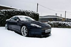 Aston- This is what I need for the snow :)