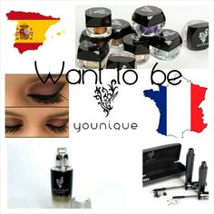 Are you living in Fance or Spain? This opportunity is so exciting. Contact me for questions or general info or visit  https://www.facebook.com/groups/1666340666973061/  to join us! I love my work!