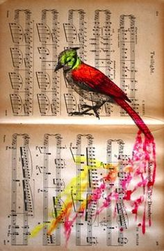 """Saatchi Online Artist Louise McNaught; Painting, """"Flying Colours"""" #art"""