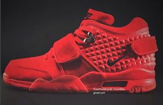 separation shoes 792e6 72b86 Nike Air Cruz Red October