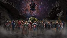 Not the actual poster, but a good representation of how huge the film's cast…