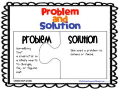 reading problems and solutions Exploring non-fiction text structure problem & solution- problem and solution should be somewhat familiar to readers who have studied fiction texts based on a problem and solution text structure before, during, and after reading activity examples with non-fiction when.
