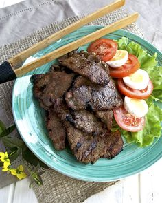 ADORA's Box: SWEET AND SPICY BEEF TAPA