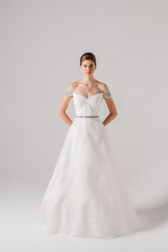 Runway trends: Anne Barge Wedding Dresses 2016
