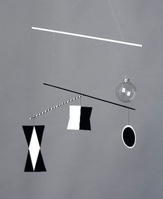 The Munari mobile is the first of a series, of Montessori mobiles, introduced around 2 weeks. via Etsy. mobile Montessori Munari Mobile-Black and White Baby Mobile Montessori Baby, Mobile Montessori, Montessori Activities, Maria Montessori, Mobile Munari, Diy Mobile, Baby Play, Baby Toys, Mobile Offers