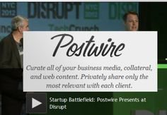 PostWire is making it easier to share your content...check them out!
