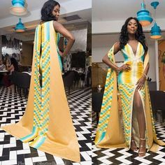 Check Out These Latest Aso Ebi Styles Hello ladies. Aso ebi styles are always on point; African Attire, African Wear, African Women, African Dress, African Inspired Clothing, African Print Fashion, Africa Fashion, African Prints, African Prom Dresses