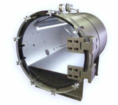 Custom Vacuum Chamber with internal lighting.