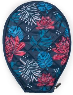 Check out our Tropicalia Cinda B Tennis Racquet Cover! Find the best tennis gear and accessories at Lori's Golf Shoppe. Click through now to see this Tennis Racquet Cover!