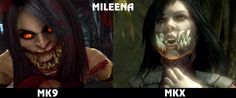 Mortal Kombat Games, Mortal Kombat Art, Mileena, Fighting Games, Joker, Harley Quinn, Image, Robot, Ninjas