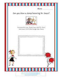 read across america ideas for teachers on pinterest dr seuss teaching ideas and math activities. Black Bedroom Furniture Sets. Home Design Ideas