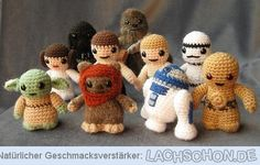 Star Wars as dolls