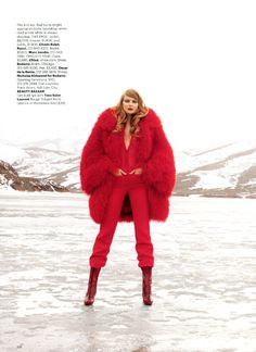 Eniko Mihalik by Terry Richardson for Harper's Bazaar US November 2011