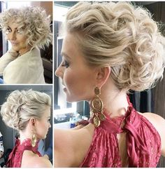 Fashionable Short Curly Hairstyles 2017 – 2018 for Women