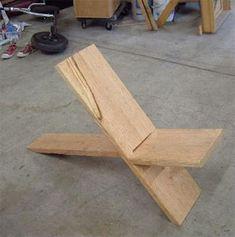 diy chair