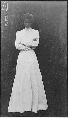 Eleanor Roosevelt, 1911