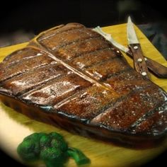 That's not really steak... A gallery of food disguised as other food. Veggie friendly, promise.