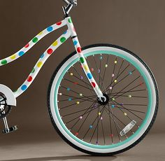 Bike Bling - takes me back to childhood