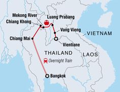 Thailand & Loas Adventure, 13 days, £808-1,075, original