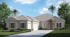 The Katalina Model by Lennar Homes in Cypress Trails at Nocatee