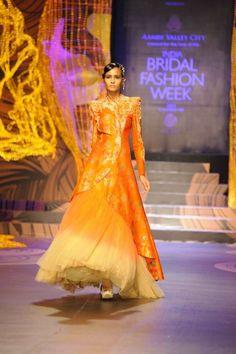 India Bridal Fashion Week Mumbai 2013: Pallavi Jaikishan & Gaurav Gupta
