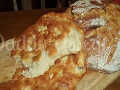 Greek Bread, French Toast, Daddy, Brunch, Cooking Recipes, Cheese, Breakfast, Food, Pains